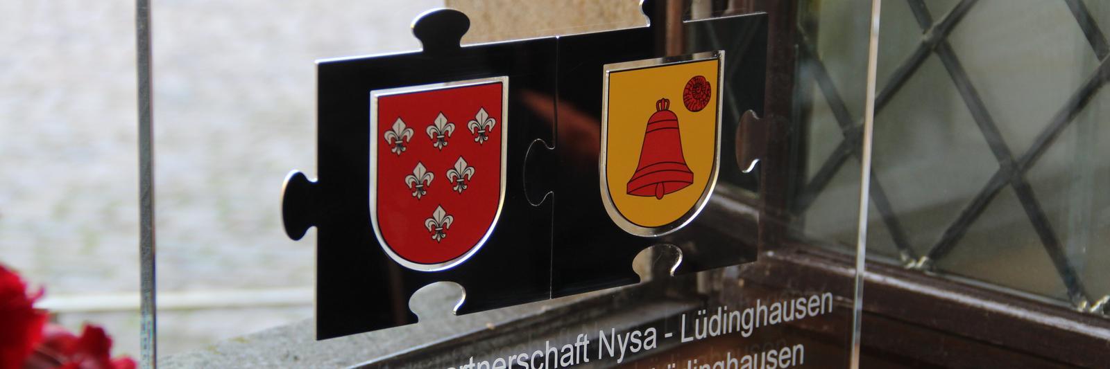 Nysa in Polen