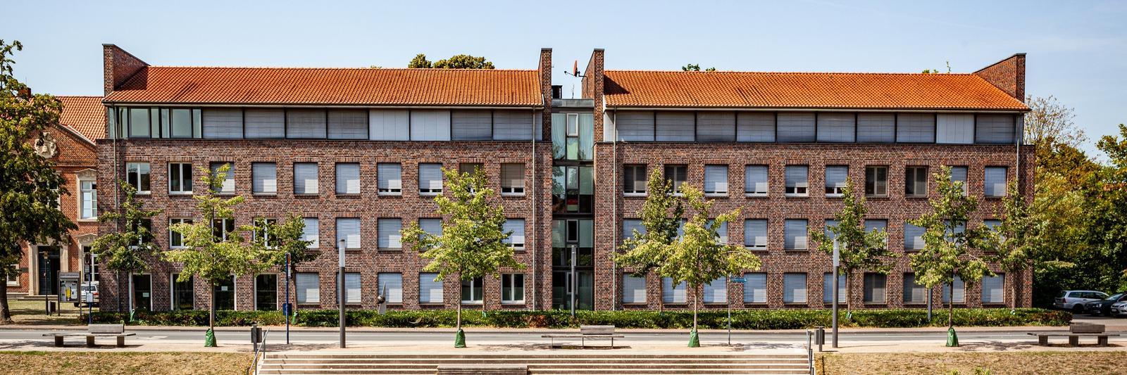 Rathaus-Neubau