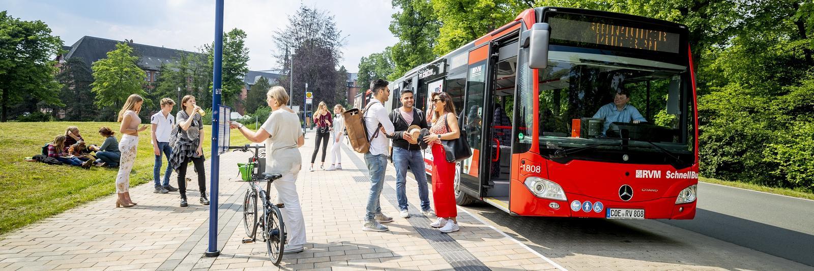 Verkehr und Nahmobilität